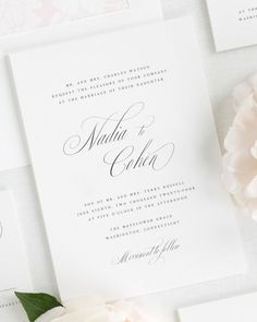 Simple and elegant wedding invitations of the highest quality. Work with a designer to create the perfect wedding invitation suite. Free Wedding Invitation Samples, Shine Wedding Invitations, Invitation Envelopes, Invitation Templates, Luxury Wedding, Our Wedding, Wedding Venues, Purple Wedding, Wedding Ideas