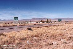 Rachel, Nevada on the Extraterrestrial Highway