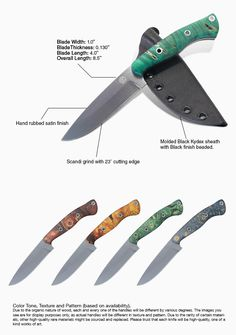 AK Custom Knives by Andreas Kalani — Kickstarter
