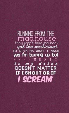 Madhouse. Little Mix lyrics | Taylor |
