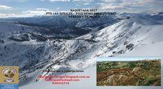 Grupo de montaña y senderismo La Chiruca: RAQUETADA 2017