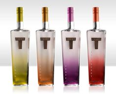 Trump's Flavored Vodkas