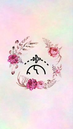 27 watercolor covers with flowers - Free Highlights covers for stories Feeds Instagram, Instagram Logo, Story Instagram, Emoji Wallpaper, Pink Wallpaper, Wallpaper Backgrounds, History Icon, Lock Screen Backgrounds, Profile Pictures Instagram