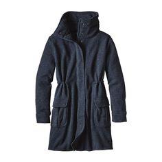 Patagonia Women\'s Better Sweater\u2122 Fleece Coat - Classic Navy CNY