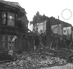 Liverpool, history, liverpool-history-l20-bootle-blitz-benedict-street-c1940