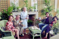 La Fleur du Mal (2003) Claude Chabrol  Photo Benoît Magimel, Bernard Le Coq, Claude Chabrol, Mélanie Doutey, Nathalie Baye
