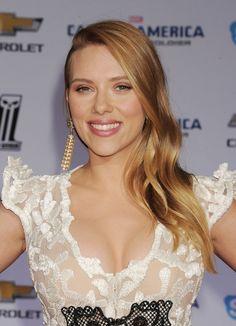 Pin for Later: Es herrscht Babyboom: Die heissen Mamas aus Hollywood Scarlett Johansson Nachwuchs: Tochter Rose (geboren im August)