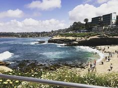 Beautiful day in La Jolla 🌊  #naughtyhealthy #beach #lajolla #happysatuday #sandiego #ocean #beautifulday #beautifulview #lajollalocals #sandiegoconnection #sdlocals - posted by Naughty Healthy  https://www.instagram.com/naughtyhealthy. See more post on La Jolla at http://LaJollaLocals.com