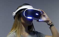 a6cc4f8e1f85 Everything to Know About Sony s PlayStation VR Headset. Wearable  TechnologyTechnology NewsPlaystationXboxVirtual Reality ...