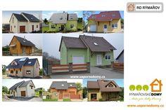Nova , podkrovní dům, levný, na klíč, montovaná dřevostavba, www.uspornedomy.cz,