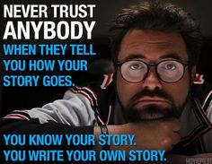 Kevin Smith's Inspiring Thoughts on Young Artists... Now in Comic Form! | moviepilot.com