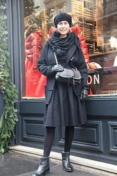 Linda V Wright::::: on Pinterest | Cashmere, New Friends and Red Coats