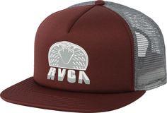 King Cobra Trucker Hat   RVCA