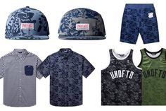 UNDFTD 2013 summer collection