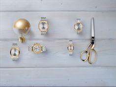 Nixon. Mixing gold and stainless. #nixon #timeteller #gold #nixonwatch #kensington