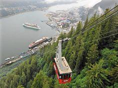 Cruise passenger Steve Trabun has sailed through Alaska's Inside Passage three times. And he can't wait to go again.