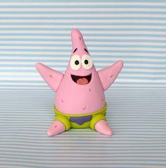 CAKEroom.pl - Spongebob Patrick tutorial