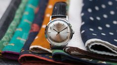 """Hands-On: The Timex Marlin, A Sub-$200 Mechanical Watch (Now Back In Stock)"" via @watchville"