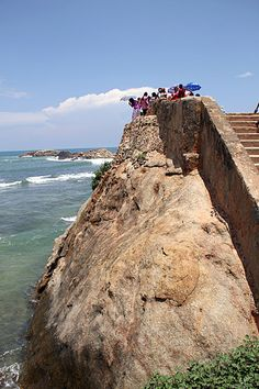 Galle Rock, Sri Lanka