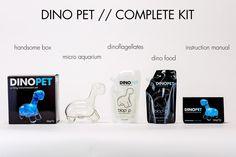 A bioluminescent dinosaur pet....aquarium...thing? YES PLEASE! Just shut up and take my money.... :-)