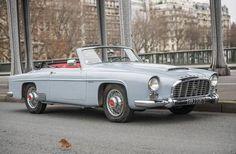 Tracta Grégoire Sport Cabriolet par Chapron (1958)