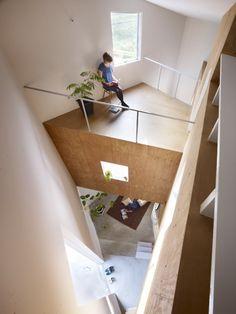 house in fukawa —hiroshima, japan by makoto tanijiri/suppose design office