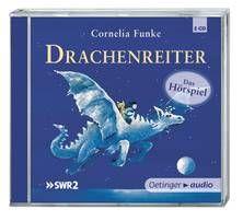 Drachenreiter - Das Hörspiel (2 CD). Ab 10 Jahren.