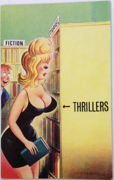 Funny Picture Jokes, Funny Stuff, Funny Pictures, Comic Book Girl, Comic Books, Funny Postcards, Funny Jokes For Adults, Sea Side, Pulp Art