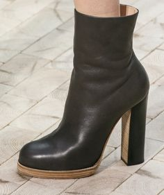 The perfect black ankle boot by Celine AW13