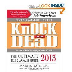 Knock 'Em Dead. Call #s MISC 14, MISC 15