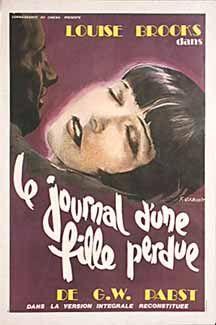 Posteritati - DIARY OF A LOST GIRL (Tagebuch einer Verlorenen, Das) R1980's French 31x47