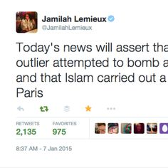 One Tweet Perfectly Sums Up the Big Problem With How We Talk About Terrorism