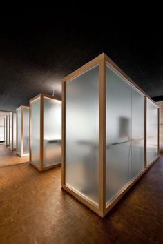 Office Pods - Pixelmator Team Office / Plazma Architecture Studio
