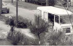 01594: Gerard Buur (melkboer),Prins Bernhardstraat Datering :ca. 1980