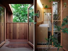 Love Architecture: Cross House in Koganei - daylighting throughout house