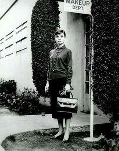 Audrey Hepburn, 1959.