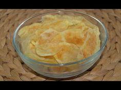 Patatas chips al microondas - La mansión de las ideas