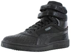 Puma Sky II Men's Hightop Strap Fashion Sneakers Shoes