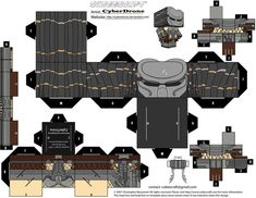 Cubee - Scar Predator by CyberDrone