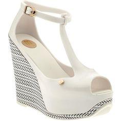 Melissa Shoes Melissa Peace III ($150) ❤ liked on Polyvore