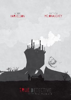 True Detective, probably the best series i've ever seen True Detective Saison 1, Detective Series, Disney Channel, Serial Art, Cartoon Network, Most Popular Tv Shows, Minimal Movie Posters, Best Series, Tv Series