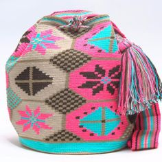 15% OFF Cabo Wayuu Bag - MOCHILAS WAYUU BAGS