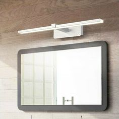 Perfect for indoor wall lighting. The super bright LED light is far more amazing than you can image. Light fixture Surface Mounted: This fixture does need to be hard wired. Wall Sconce Lighting, Wall Sconces, Bathroom Lighting, Mirror With Lights, Wall Lights, Ceiling Lights, Modern Ikea Kitchens, Bath Vanities, Washroom