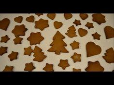 Pierniki świąteczne - gotowe w kilkanaście minut - Film kulinarny - Smaker.pl