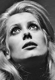 Catherine Deneuve by Willy Rizzo , Paris 1965