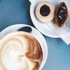 One of the best Cappuccino in Padua 😍 [Bottega del Caffè Dersut] ••••••••••••••••• [Aug, 23]