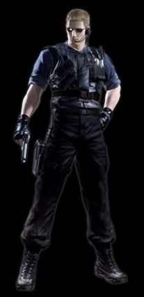 Albert Wesker (S.T.A.R.S. uniform) from the Resident Evil REmake :)
