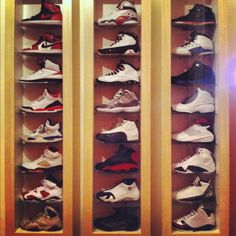 Air Jordan Collection