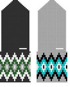 Megetar: Kirjoneulelapaset miehelle Knitted Mittens Pattern, Knit Mittens, Knitting Socks, Knitted Hats, Knitting Charts, Knitting Stitches, Knitting Patterns, Crochet Patterns, Tapestry Crochet