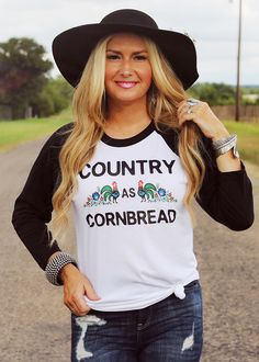 Country As Cornbread - Ali Dee Collection